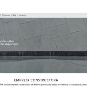 diseño pagina web corpororativa valencia