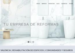 desarrollo web valencia, pagina web basica, pagina web sencilla