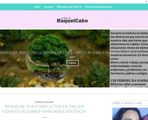 diseño de blog valencia, blogs personales