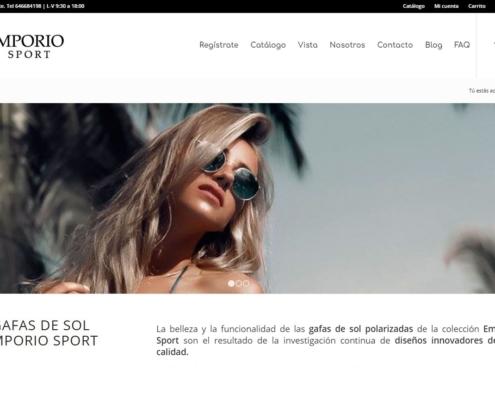 web tienda online valencia