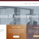 paginas web asesorias, paginas web gestorias